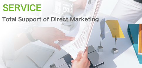 Total Support of Direct Marketing